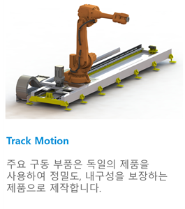 TrackMotion